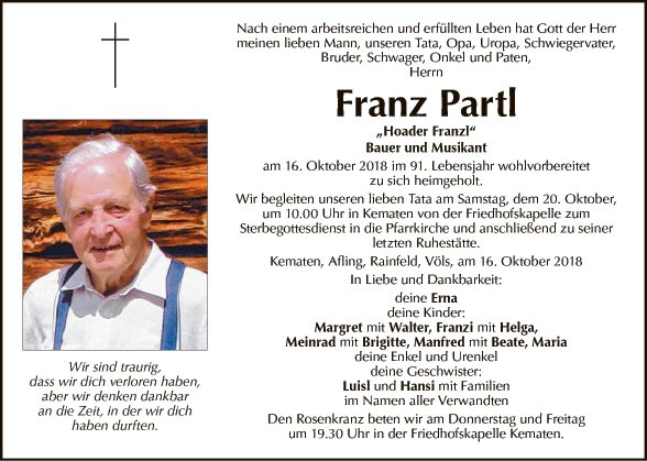 Franz Partl