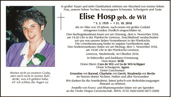 Elise Hosp