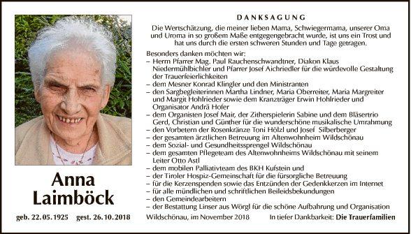 Anna Laimböck