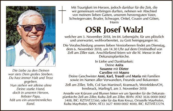 Josef Walzl