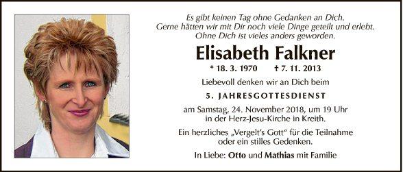 Elisabeth Falkner