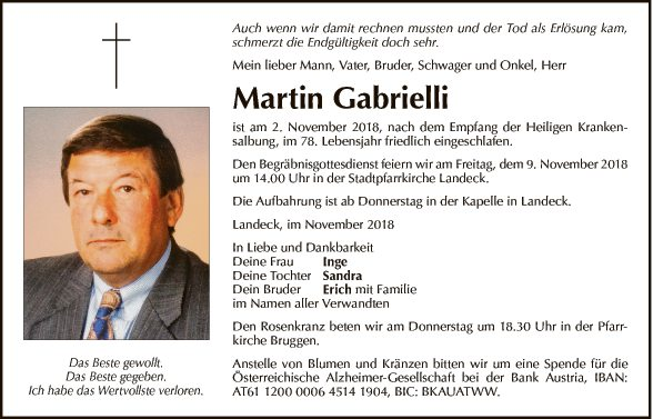 Martin Gabrielli