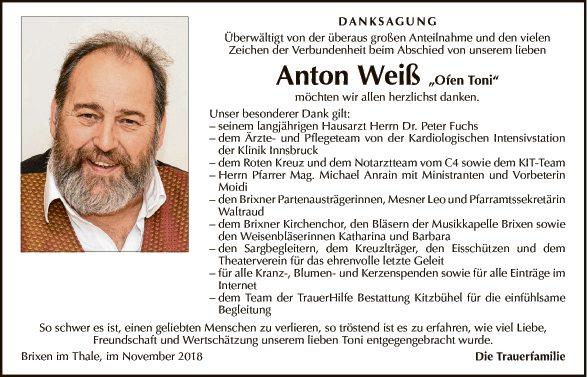 Anton Weiß