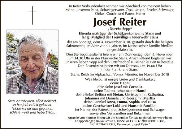 Josef Reiter