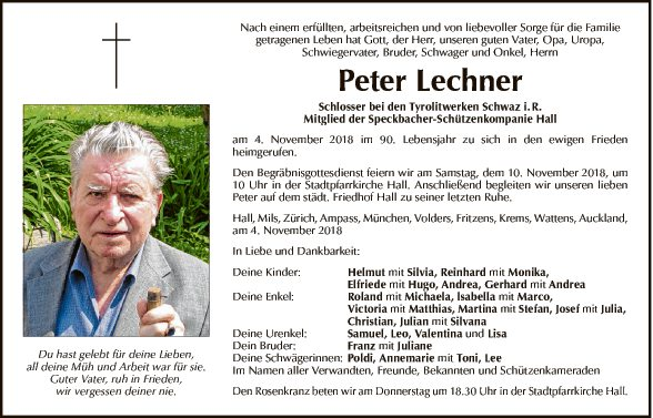 Peter Lechner