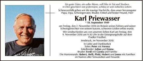 Karl Priewasser