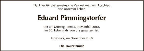 Eduard Pimmingstorfer