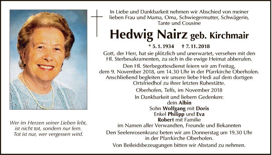 Hedwig Nairz