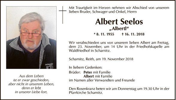 Albert Seelos