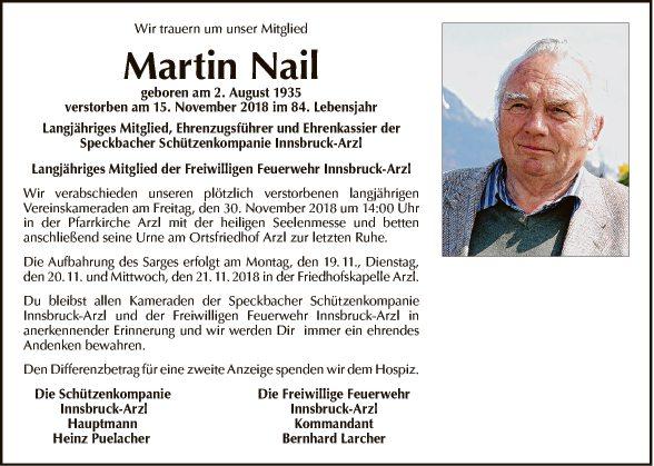 Martin Nail