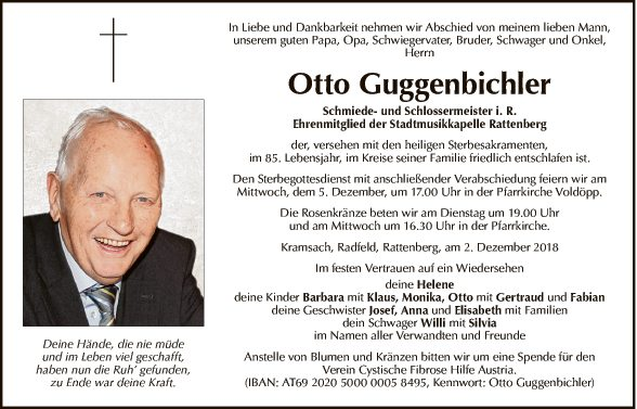 Otto Guggenbichler