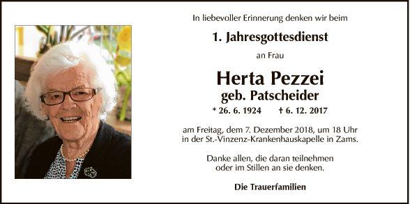 Herta Pezzei