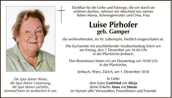 Luise Pirhofer