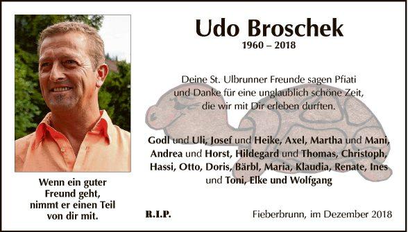 Udo Broschek