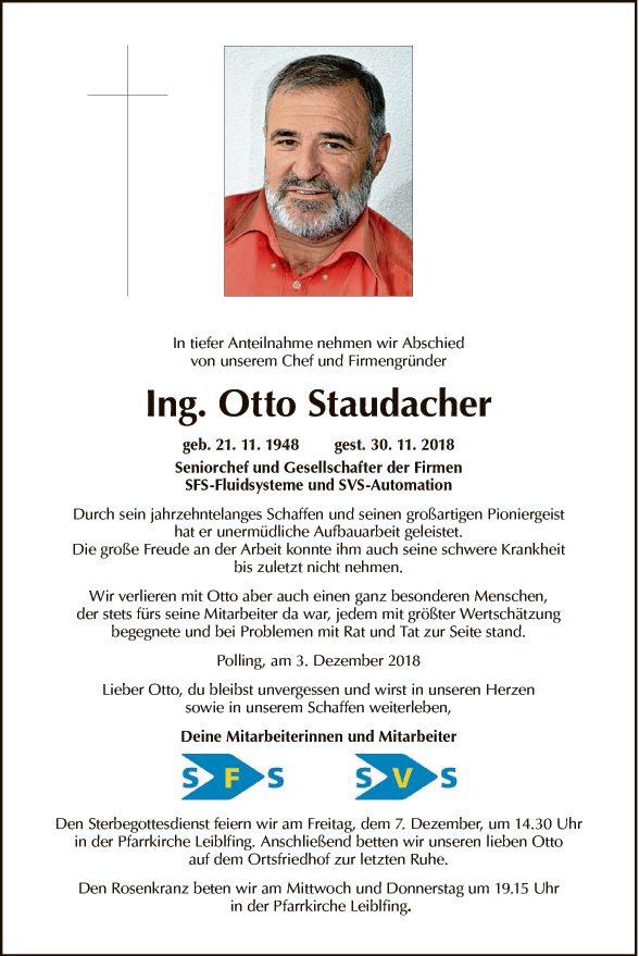 Otto Staudacher