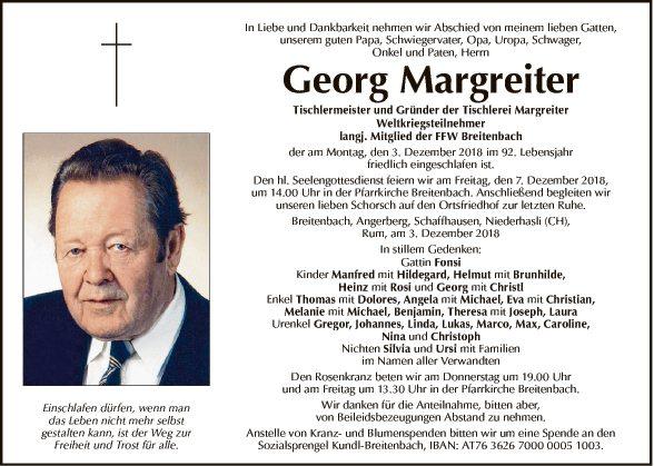 Georg Margreiter