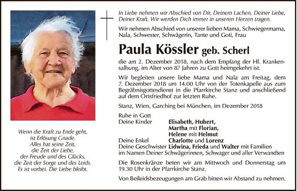 Paula Kössler