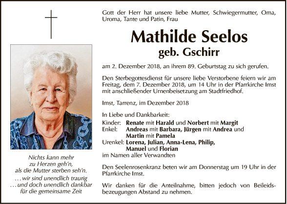 Mathilde Seelos