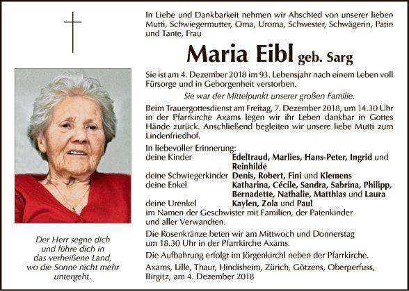 Maria Eibl