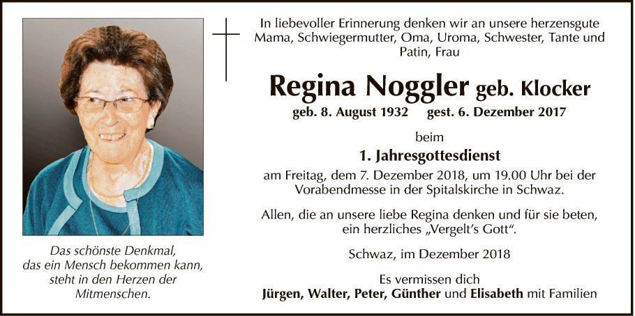 Regina Noggler