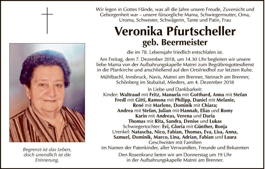 Veronika Pfurtscheller