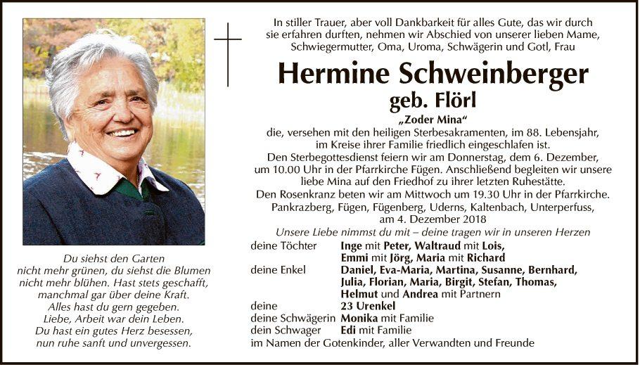 Hermine Schweinberger