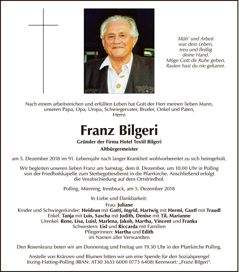 Franz Bilgeri