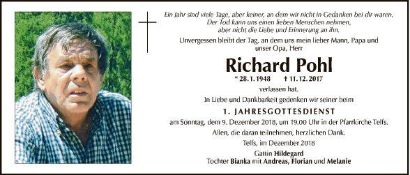 Richard Pohl