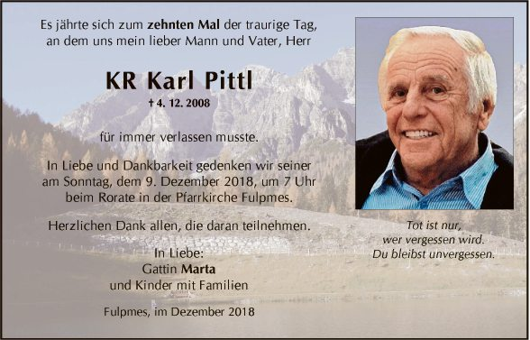 Karl Pittl
