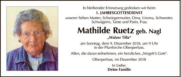 Mathilde Ruetz