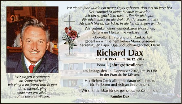 Richard Dax