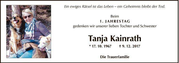 Tanja Kainrath