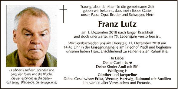 Franz Lutz