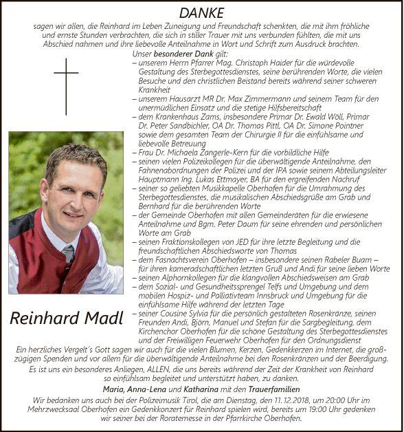 Rainhard Madl