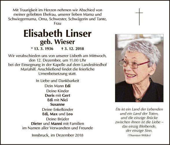 Elisabeth Linser