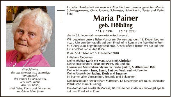 Maria Painer