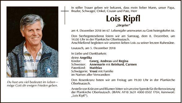 Lois Ripfl