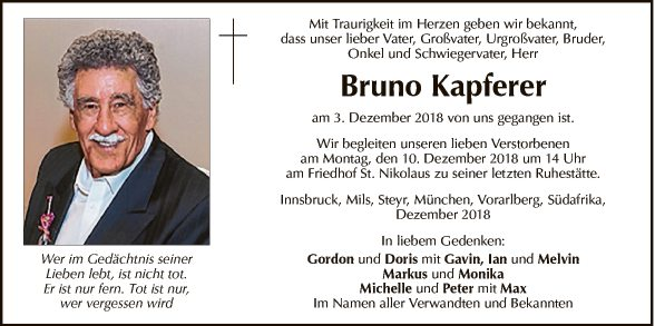 Bruno Kapferer