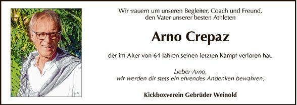 Arno Crepaz