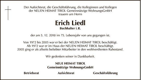 Erich Liedl