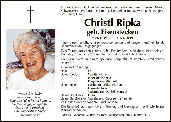 Christl Ripka