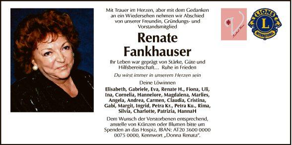 Renate Fankhauser