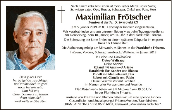Maximilian Frötscher