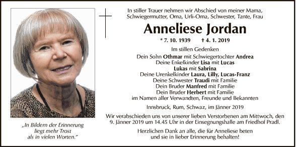 Anneliese Jordan