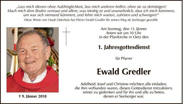 Ewald Gredler