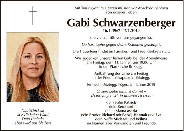 Gabi Schwarzenberger