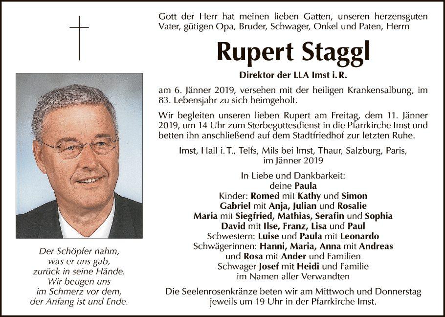 Rupert Staggl