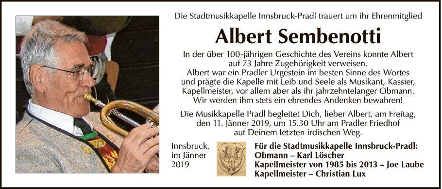 Albert Sembenotti