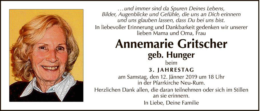 Annemarie Gritscher