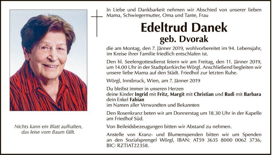 Edeltrud Danek